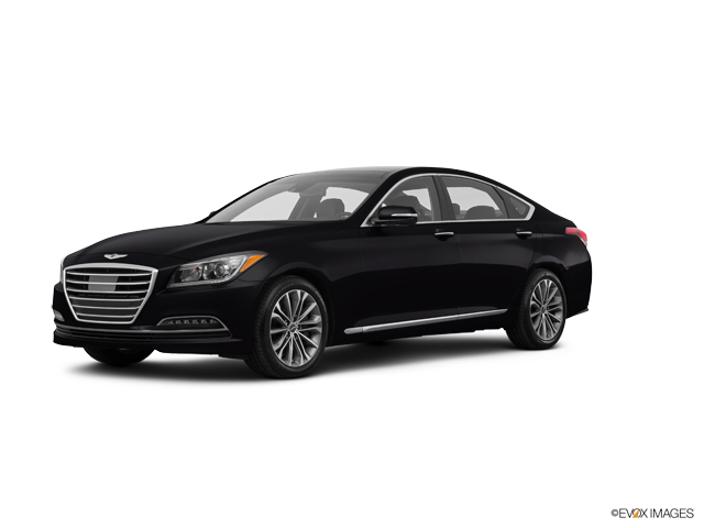 2016 Hyundai Genesis Vehicle Photo in Edinburg, TX 78539