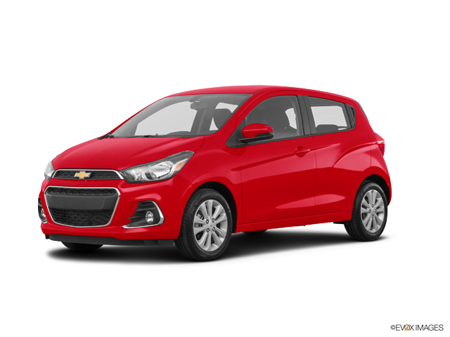 2016 Chevrolet Spark Vehicle Photo in Colorado Springs, CO 80920