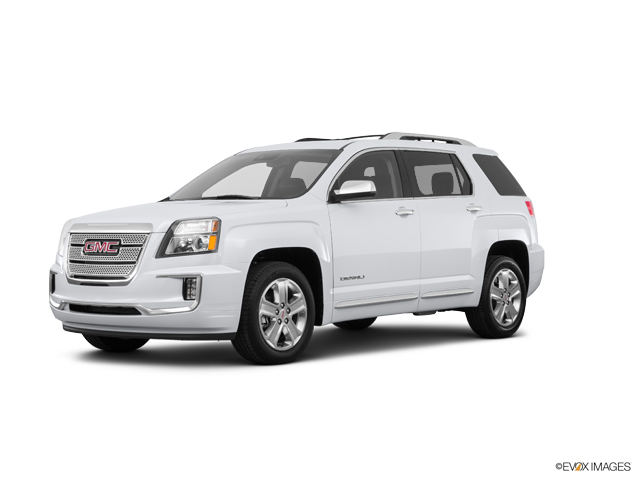 2016 GMC Terrain Vehicle Photo in Hanover, MA 02339