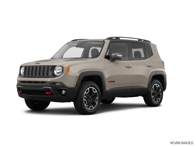 2016 Jeep Renegade Vehicle Photo in Knoxville, TN 37912