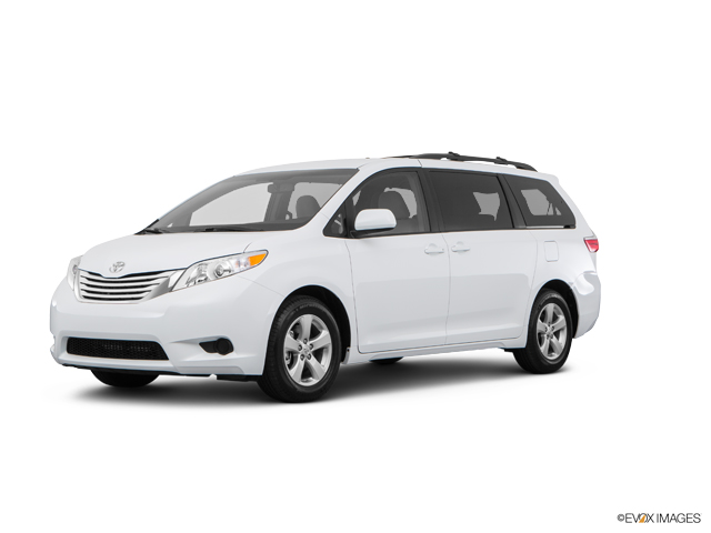 2016 Toyota Sienna Vehicle Photo in Athens, GA 30606