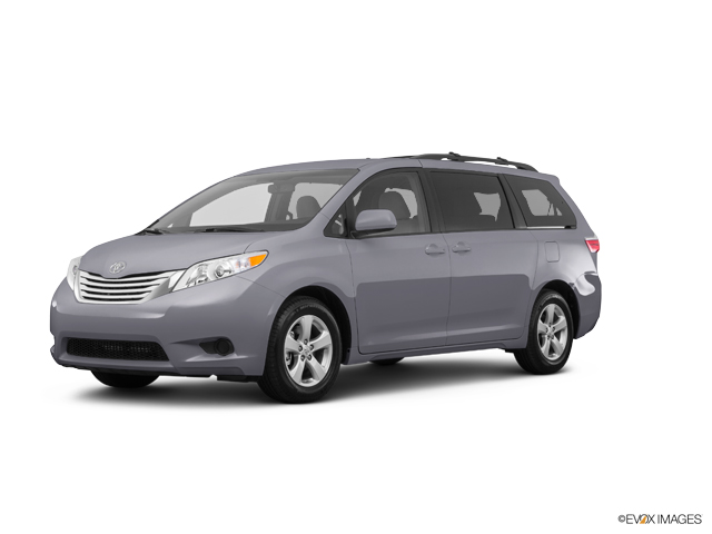 2016 Toyota Sienna Vehicle Photo in Spokane, WA 99207