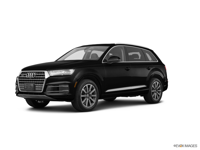 2017 Audi Q7 Vehicle Photo in Westborough, MA 01581