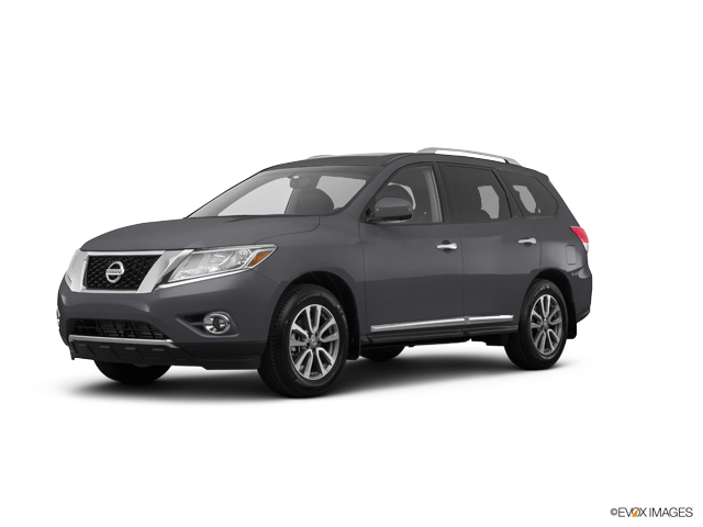 2016 Nissan Pathfinder Vehicle Photo in Owensboro, KY 42303
