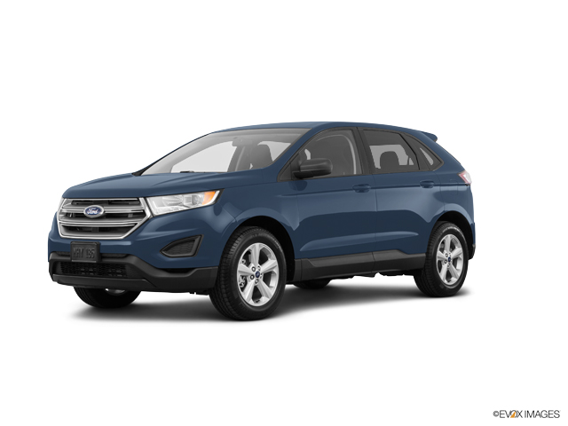 Ford Edge Vehicle Photo In Souderton Pa