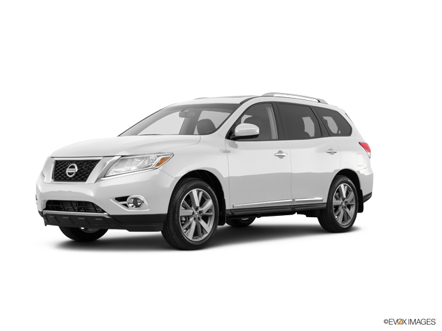 2016 Nissan Pathfinder Vehicle Photo in Portland, OR 97225