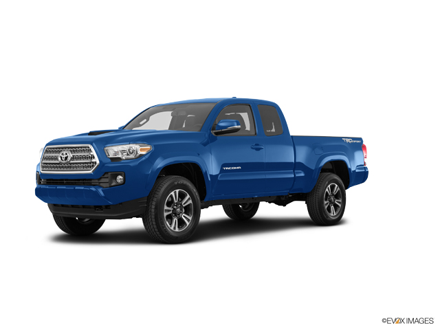 2016 Toyota Tacoma Vehicle Photo in Colma, CA 94014