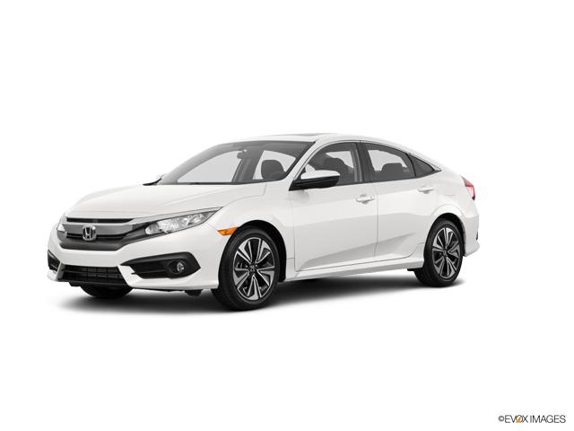 2016 Honda Civic Sedan Vehicle Photo in Johnston, RI 02919