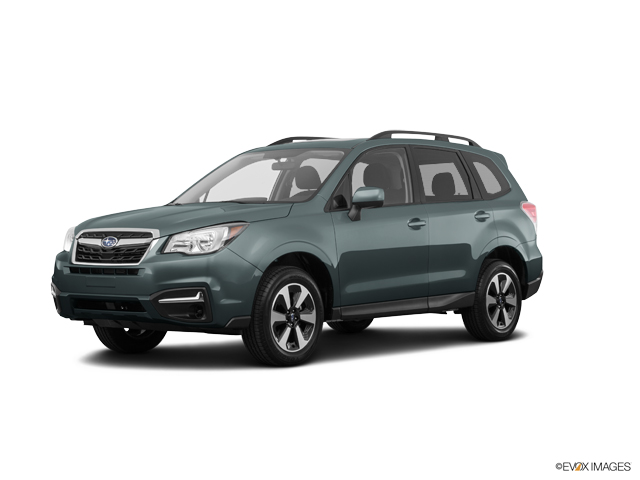 Used Suv 2017 Green Metallic Subaru Forester 2 5i Premium Cvt For
