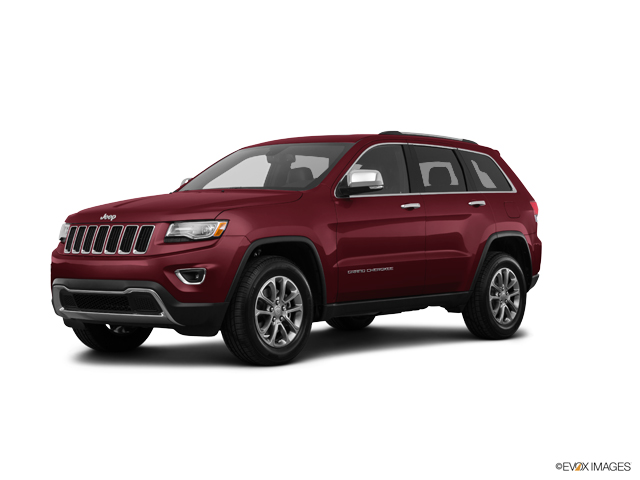 2016 Jeep Grand Cherokee Vehicle Photo in Greenville, NC 27834