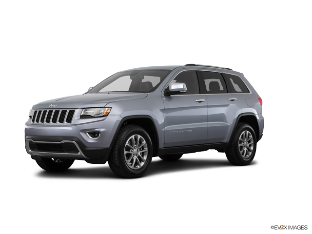 2016 Jeep Grand Cherokee Vehicle Photo in Casper, WY 82609