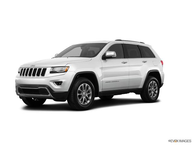 2016 Jeep Grand Cherokee Vehicle Photo in Harvey, LA 70058