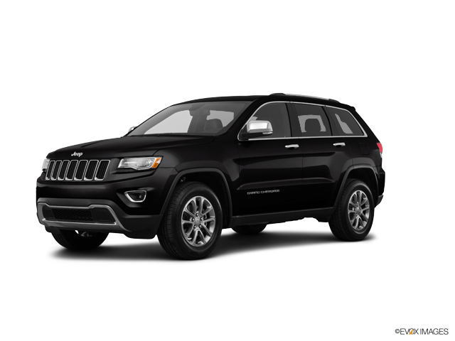 2016 Jeep Grand Cherokee Vehicle Photo in Joliet, IL 60435