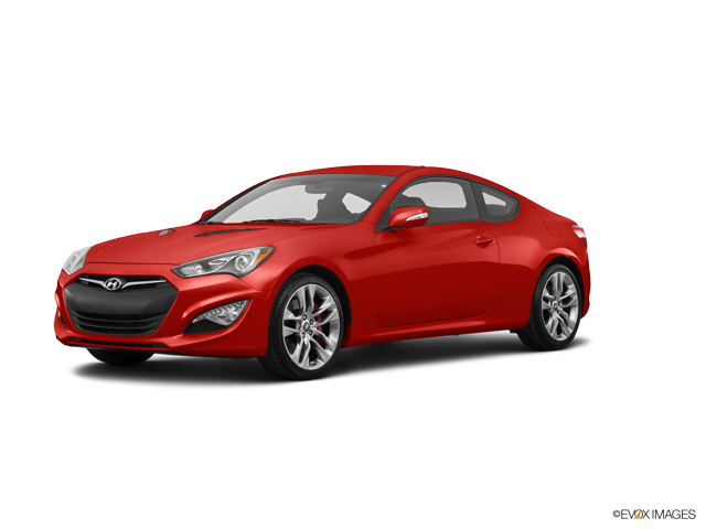 2016 Hyundai Genesis Coupe Vehicle Photo in Midland, TX 79703