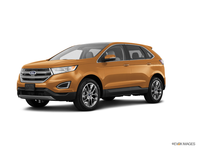 Ford Edge Vehicle Photo In Mooresville Nc