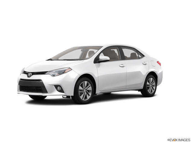 2016 Toyota Corolla Vehicle Photo in San Angelo, TX 76903