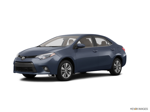 2016 Toyota Corolla Vehicle Photo in Killeen, TX 76541