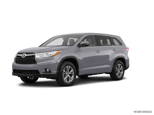 2016 Toyota Highlander Vehicle Photo in Lafayette, LA 70503