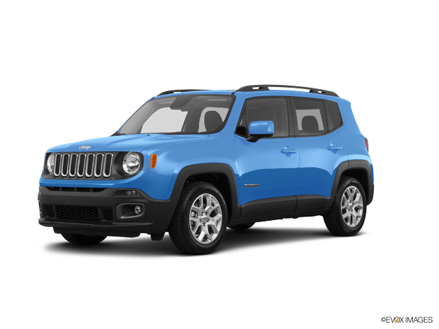2016 Jeep Renegade Vehicle Photo in Albuquerque, NM 87114