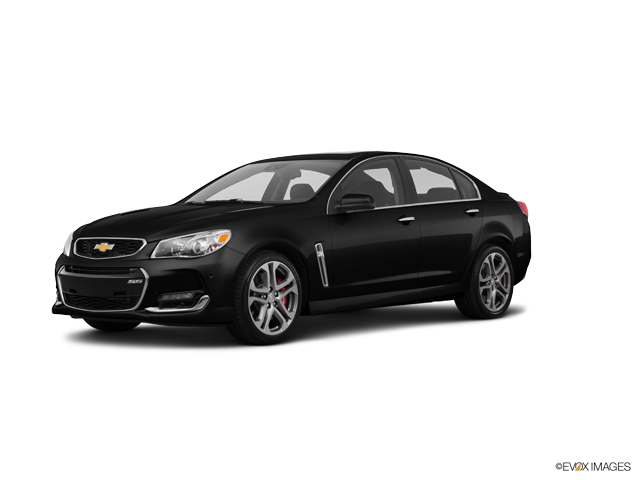 2016 Chevrolet SS Vehicle Photo in Rockville, MD 20852