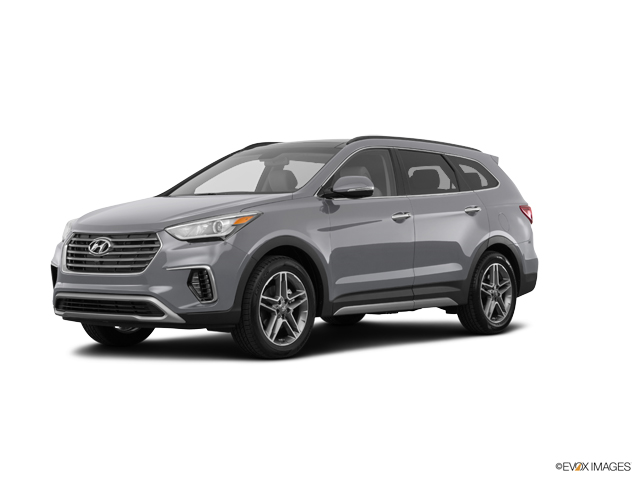 2017 Hyundai Santa Fe Vehicle Photo in Great Falls, MT 59401