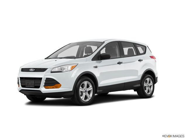 2016 Ford Escape Vehicle Photo in Colorado Springs, CO 80920