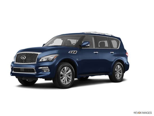 2016 INFINITI QX80 Vehicle Photo in San Antonio, TX 78230