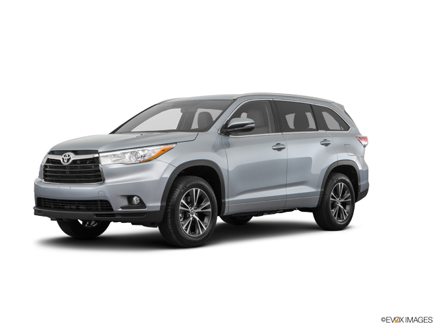 2016 Toyota Highlander Vehicle Photo in Midlothian, VA 23112