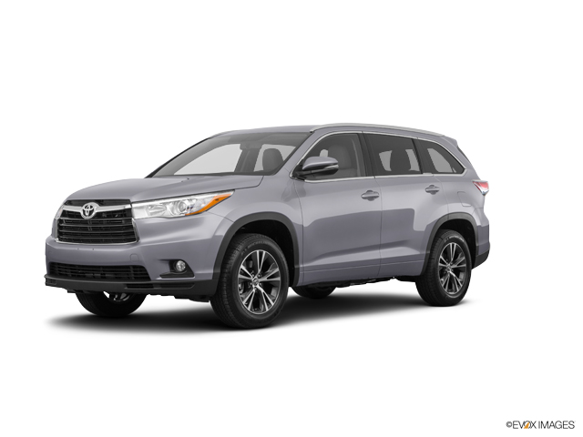 2016 Toyota Highlander Vehicle Photo in Wasilla, AK 99654