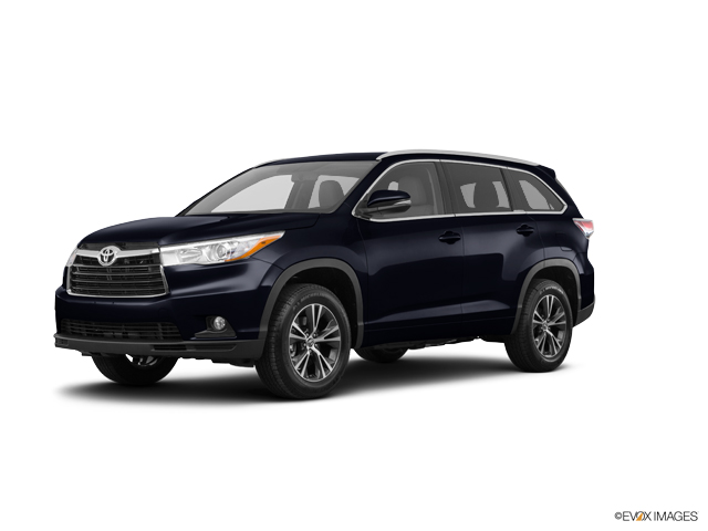 2016 Toyota Highlander Vehicle Photo in San Leandro, CA 94577