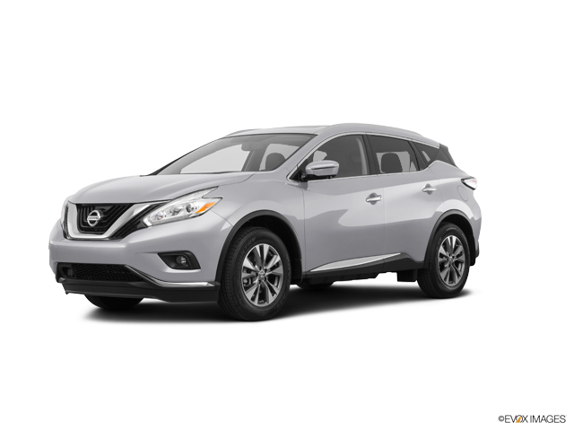 2016 Nissan Murano Vehicle Photo In Griffin Ga 30223