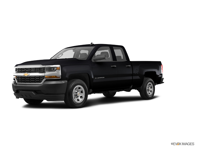 2016 Chevrolet Silverado 1500 Double Cab Standard Box 2 Wheel Drive