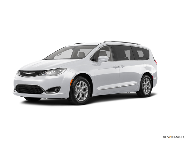 2017 Chrysler Pacifica Vehicle Photo In Chandler Ok 74834
