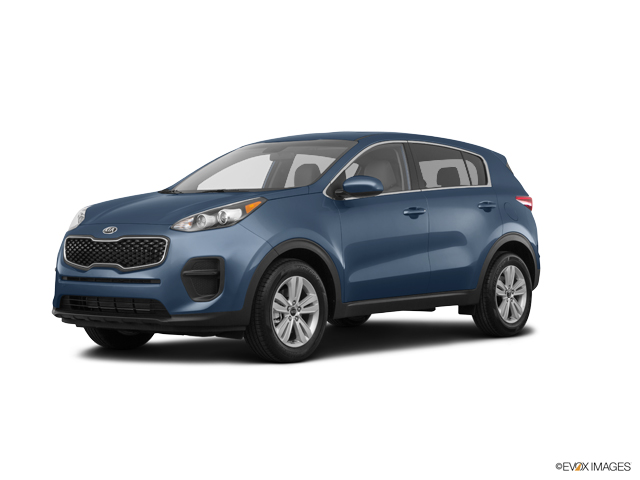 2017 Kia Sportage Vehicle Photo in Akron, OH 44303