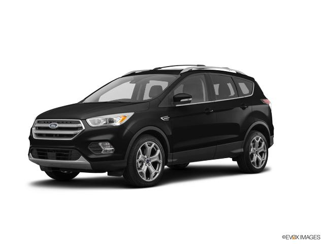 2017 Ford Escape Vehicle Photo in Williston, ND 58801