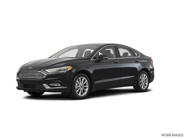 2017 Ford Fusion Vehicle Photo in Colorado Springs, CO 80920