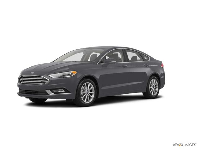 2017 Ford Fusion Vehicle Photo in Killeen, TX 76541