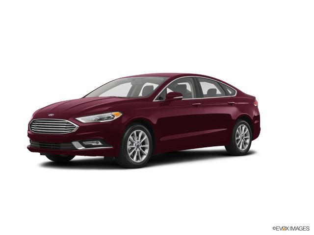 2017 Ford Fusion Vehicle Photo in Beaufort, SC 29906