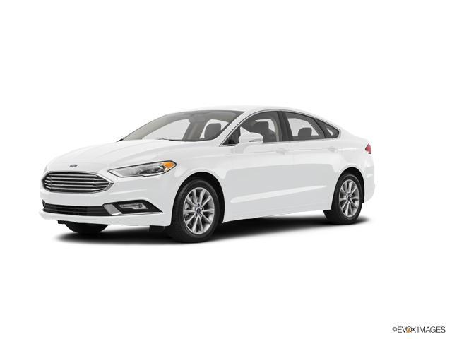 2017 Ford Fusion Vehicle Photo In Mcdonough Ga 30253