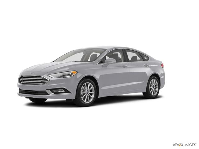 2017 Ford Fusion Vehicle Photo in Homestead, FL 33034