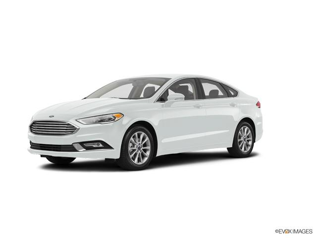2017 Ford Fusion Vehicle Photo in Neenah, WI 54956-3151