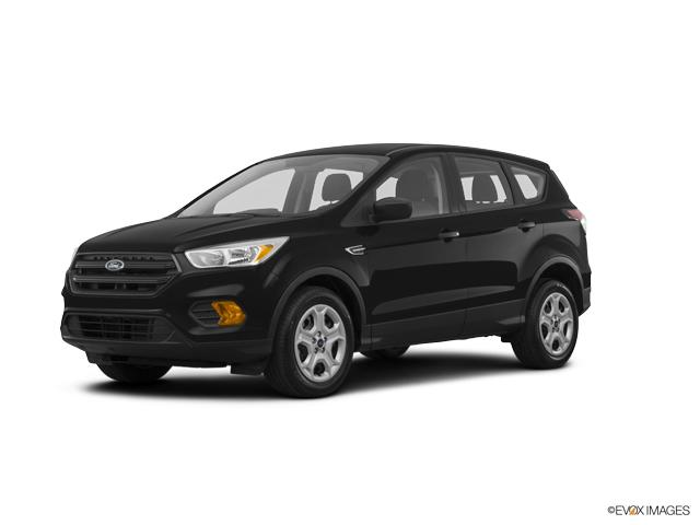 Used 2017 Black Ford Escape For Sale Beckley Buick Gmc Auto Mall