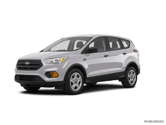 2017 Ford Escape Vehicle Photo in Clarendon, VT 05759