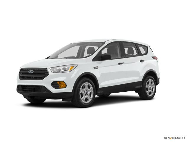 2017 Ford Escape Vehicle Photo in Pahrump, NV 89048