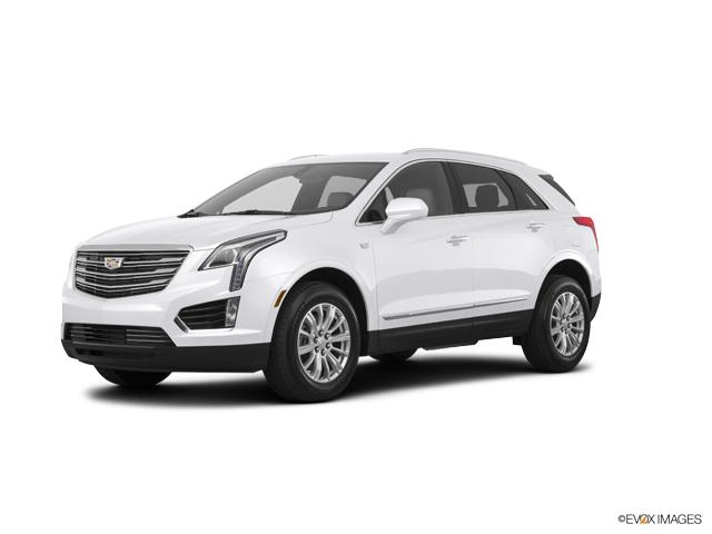 2017 Cadillac XT5 Vehicle Photo in Cary, NC 27511