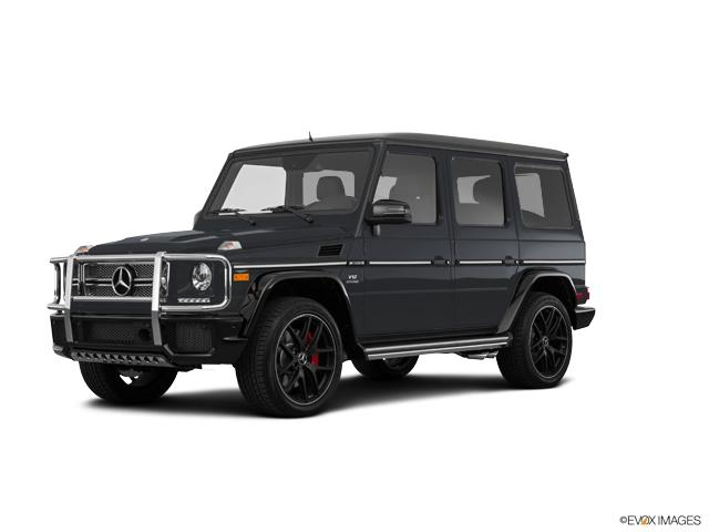 2016 Mercedes-Benz G-Class Vehicle Photo in Charlotte, NC 28227