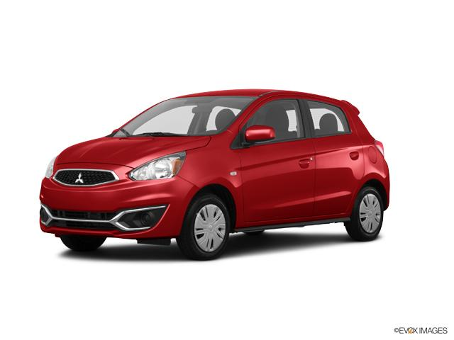 2017 Mitsubishi Mirage Vehicle Photo in Bowie, MD 20716