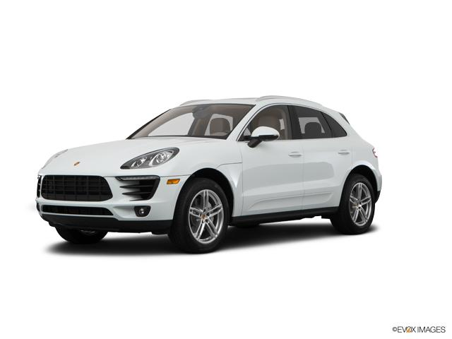 Porsche Las Vegas >> White 2017 Porsche Macan Used Suv For Sale In Las Vegas