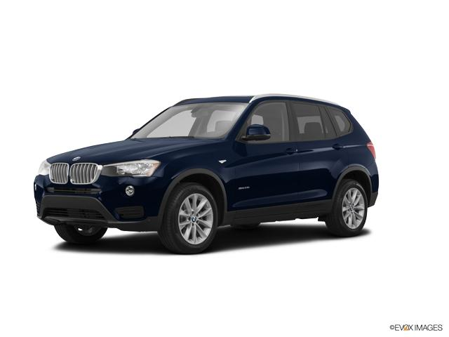 2017 BMW X3 sDrive28i Vehicle Photo in Charleston, SC 29407
