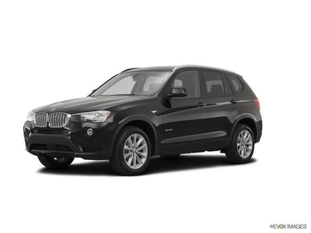 2017 BMW X3 sDrive28i Vehicle Photo in Charleston, SC 29407